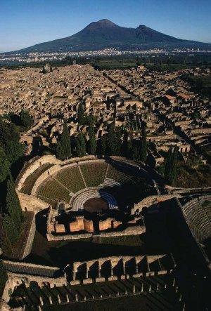 Помпеи — город у подножья Везувия