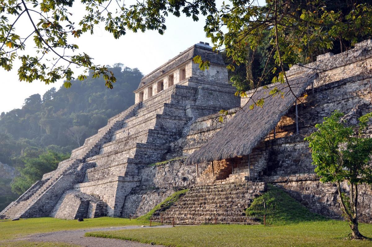Дорогами майя. Путешествие по Чьяпасу и Юкатану