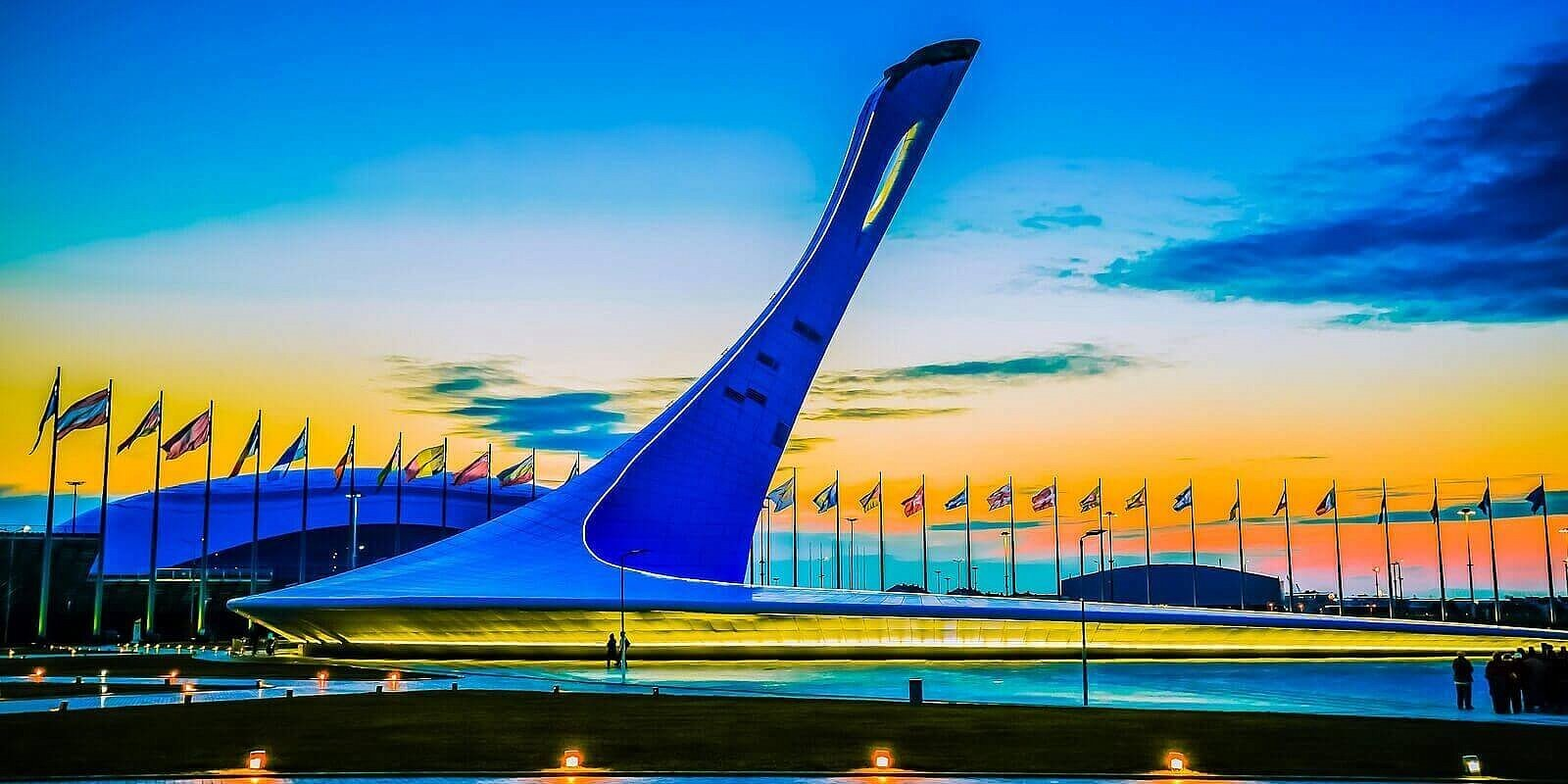 экскурсии по олимпийскому парку на Электрокарах #11