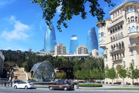 Весь Баку за 5 часов