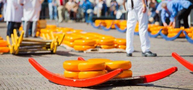 Алкмар (с посещением сырного рынка)