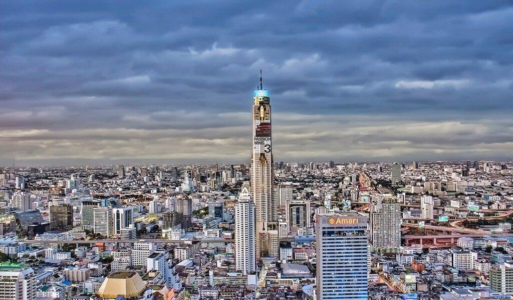 «Байок Скай» Завораживающий вид с высоты на Бангкок