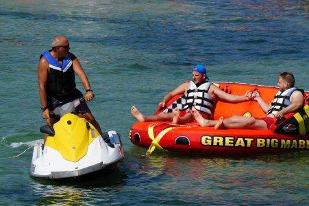 Морские развлечения на Черноморском побережье Болгарии!