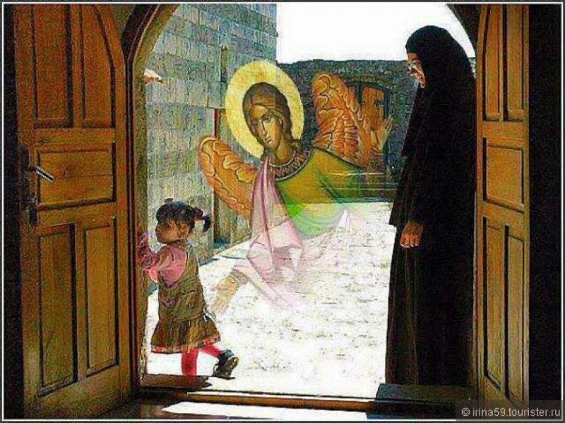 Монастыри острова Корфу