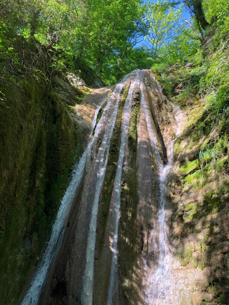 Дольмены, Гебиусские водопады и вкусный мед