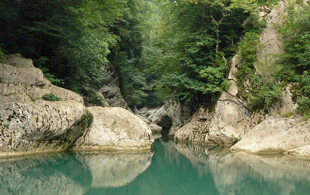 Таинственный мир Воронцовских пещер