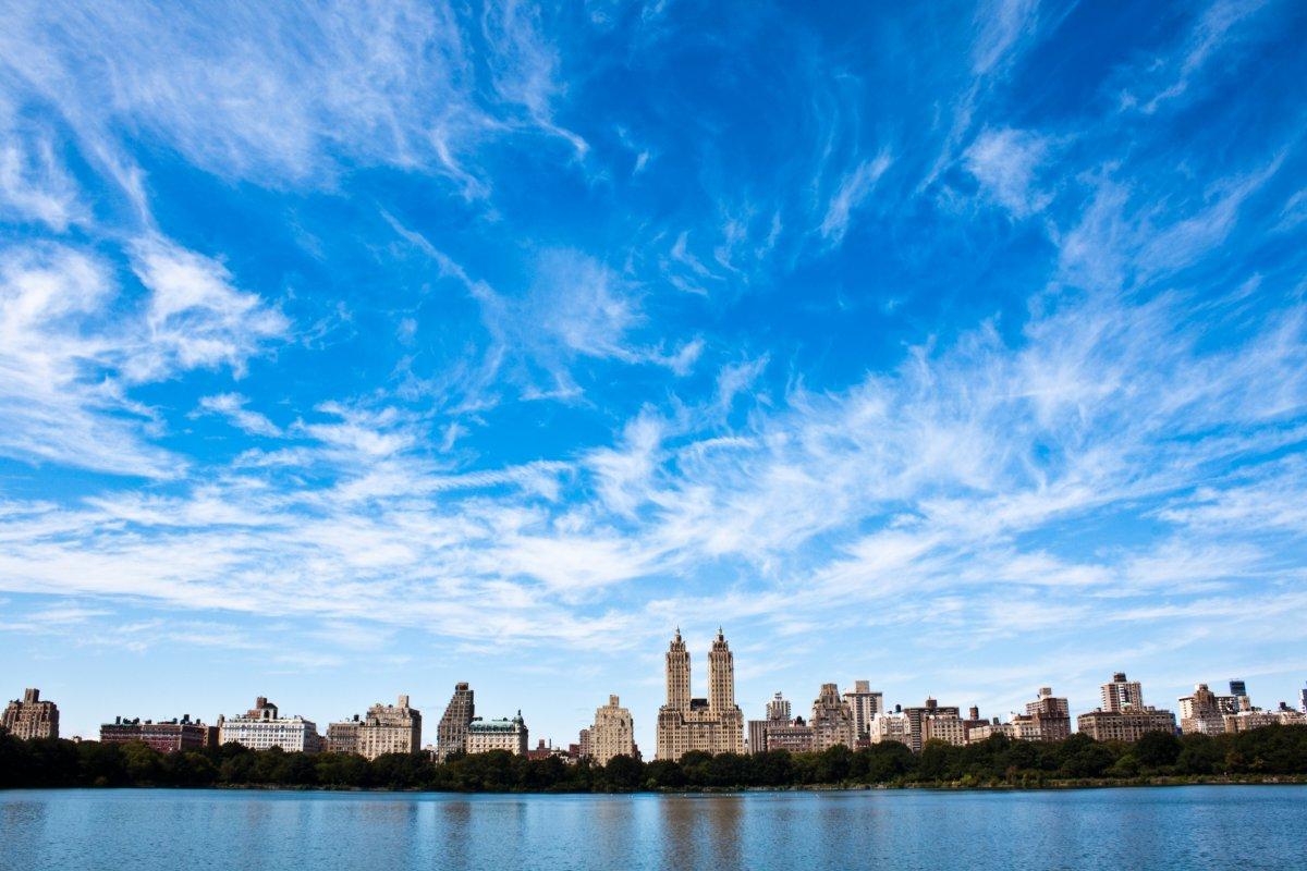Центральный парк — музей под открытым небом