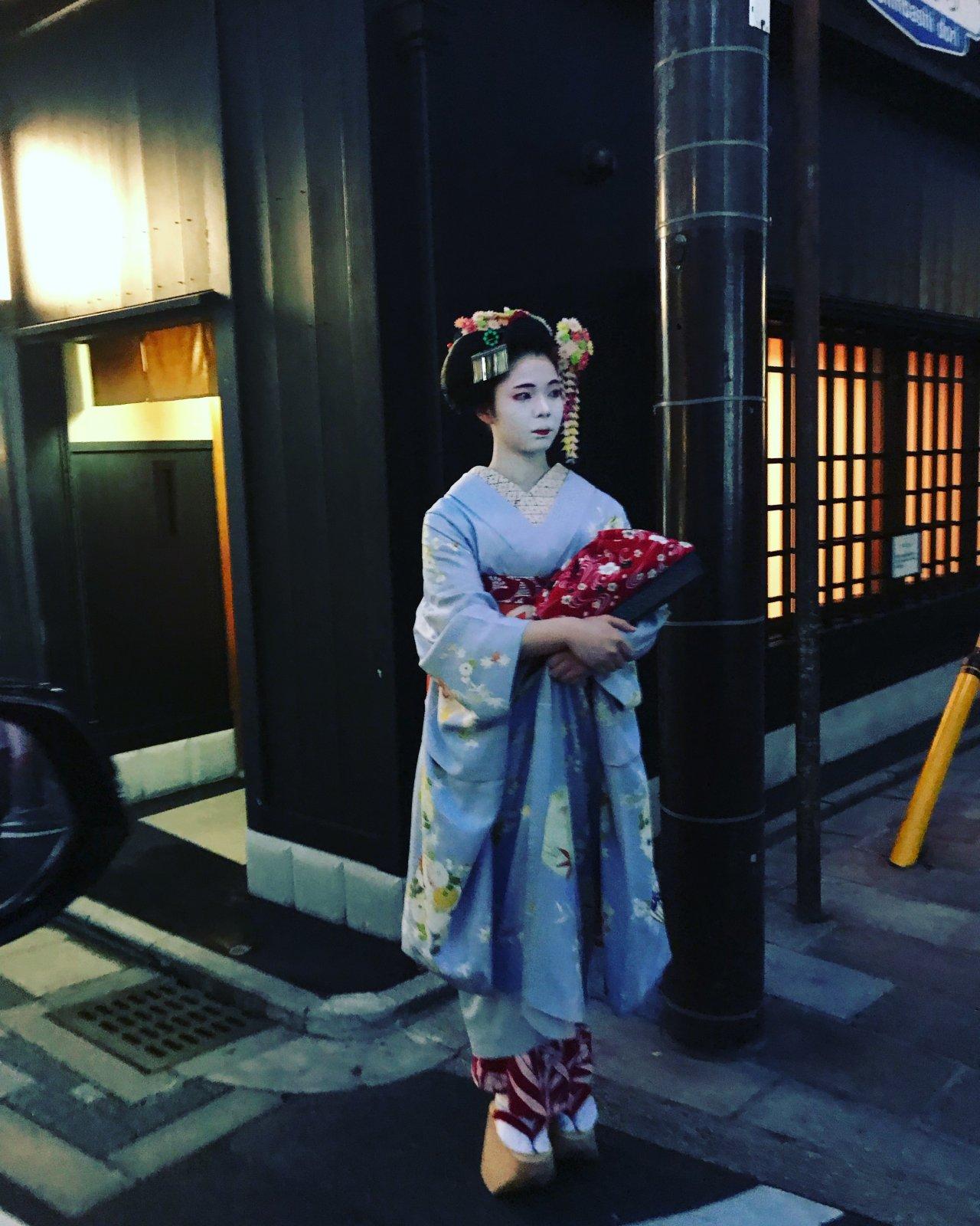 Киото — традиционная Япония