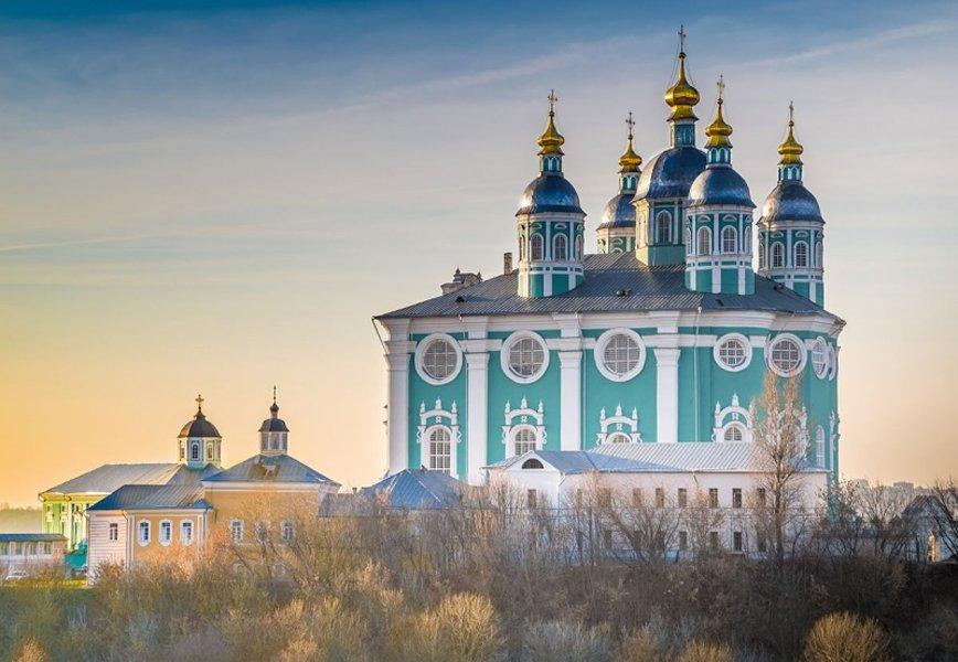 Православные святыни города Смоленска