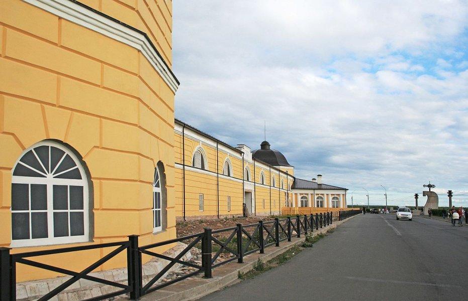 Обзорная экскурсия по Архангельску