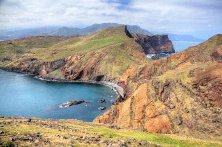 Восточная часть о. Мадейра