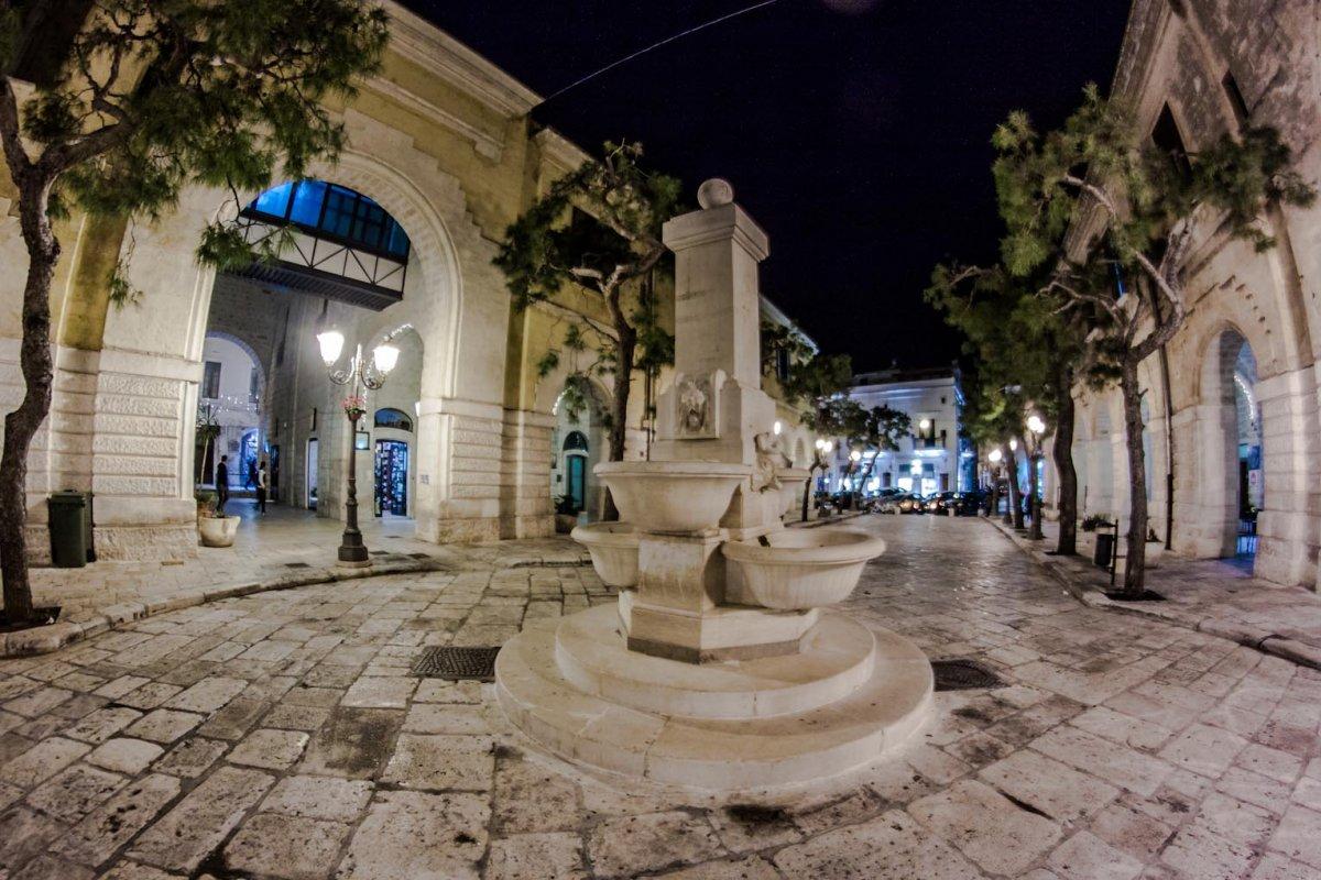 Город оливкового масла — Фазано