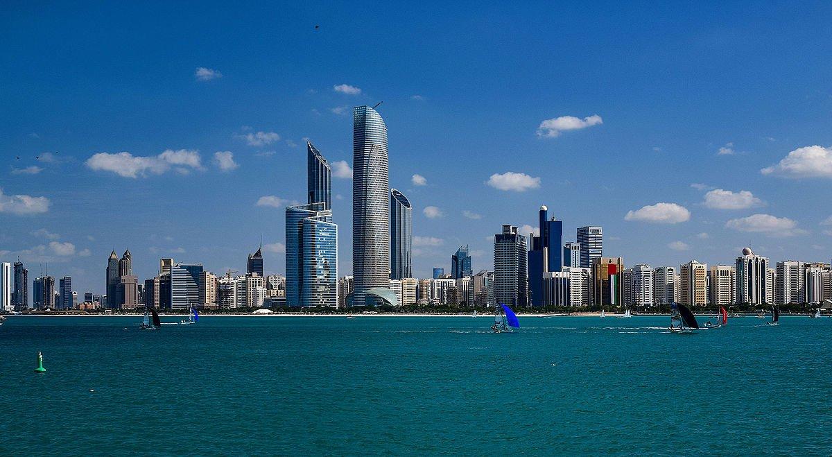 Абу-Даби — столица ОАЭ