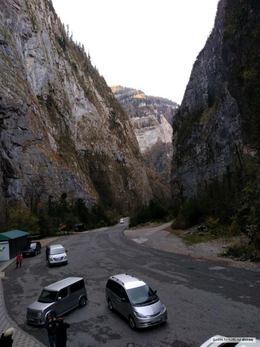 Абхазия без спешки