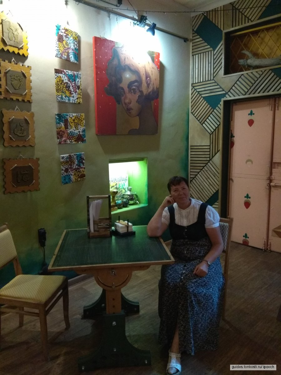 Экскурсионно-гастрономический тур по Центральному району Новосибирска