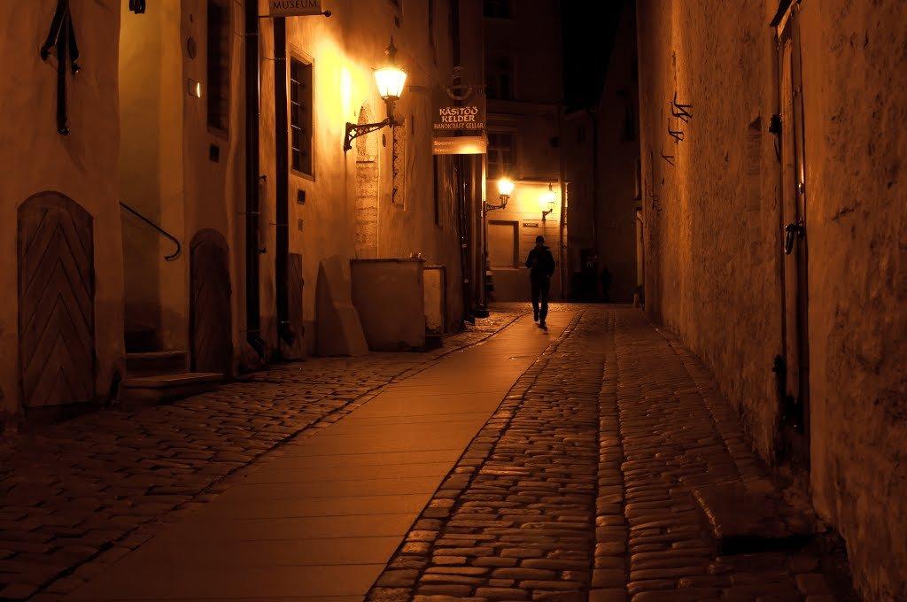 Мистика, легенды и привидения старого Таллина