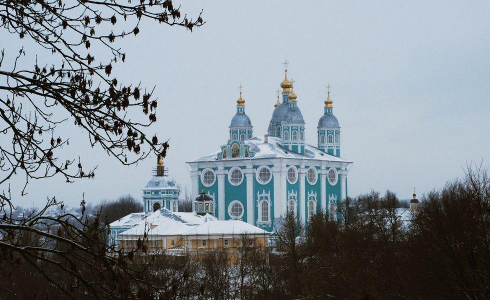 «Град велик и мног людьми» — обзорная экскурсия по Смоленску