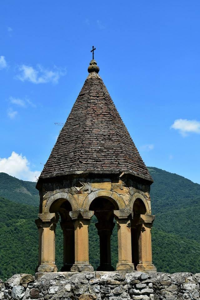 Самегрело, каньоны Мартвили и Окаце, Колхида, монастырь Чхонди, водопад Кинчха
