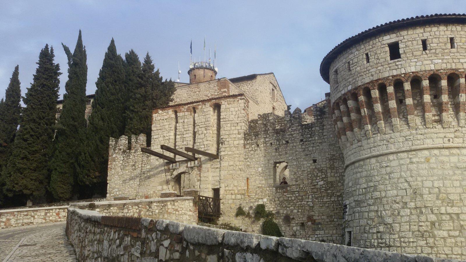 Крепость Брешии (Кастелло). Музей старинного оружия
