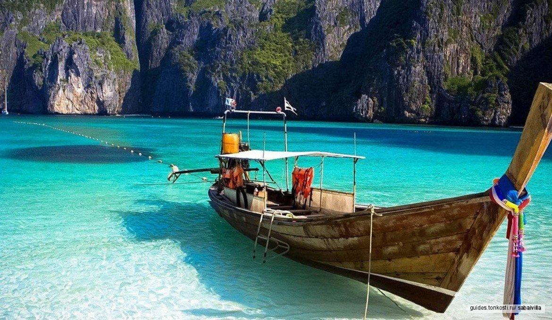 Острова Пхи-Пхи и Кхай