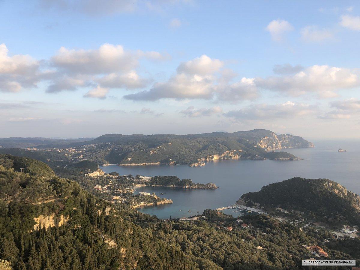 Обзорный мини-тур по острову