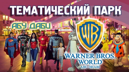 Билеты в Warner Bros + Бонус