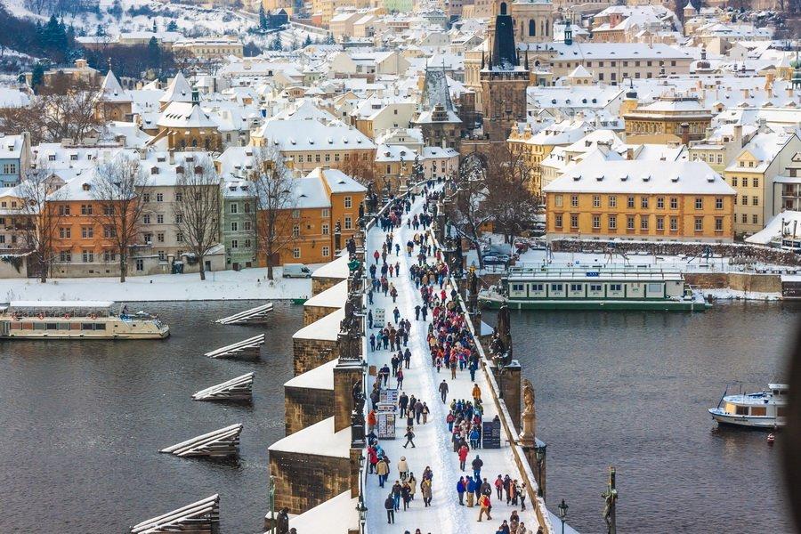 Старый город Пражский — обзорная экскурсия