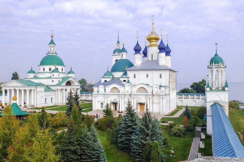 Ростов Великий за три часа
