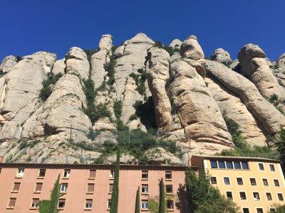 Экскурсия в монастырь Монсеррат
