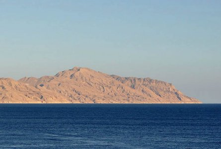 Коралловые острова (Тиран) из Шарм-эль-Шейха