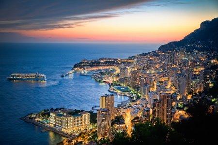Лазурный Берег — Монако, Канны, Ницца