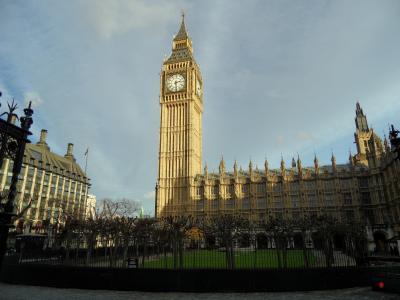 Тур по Лондону на машине