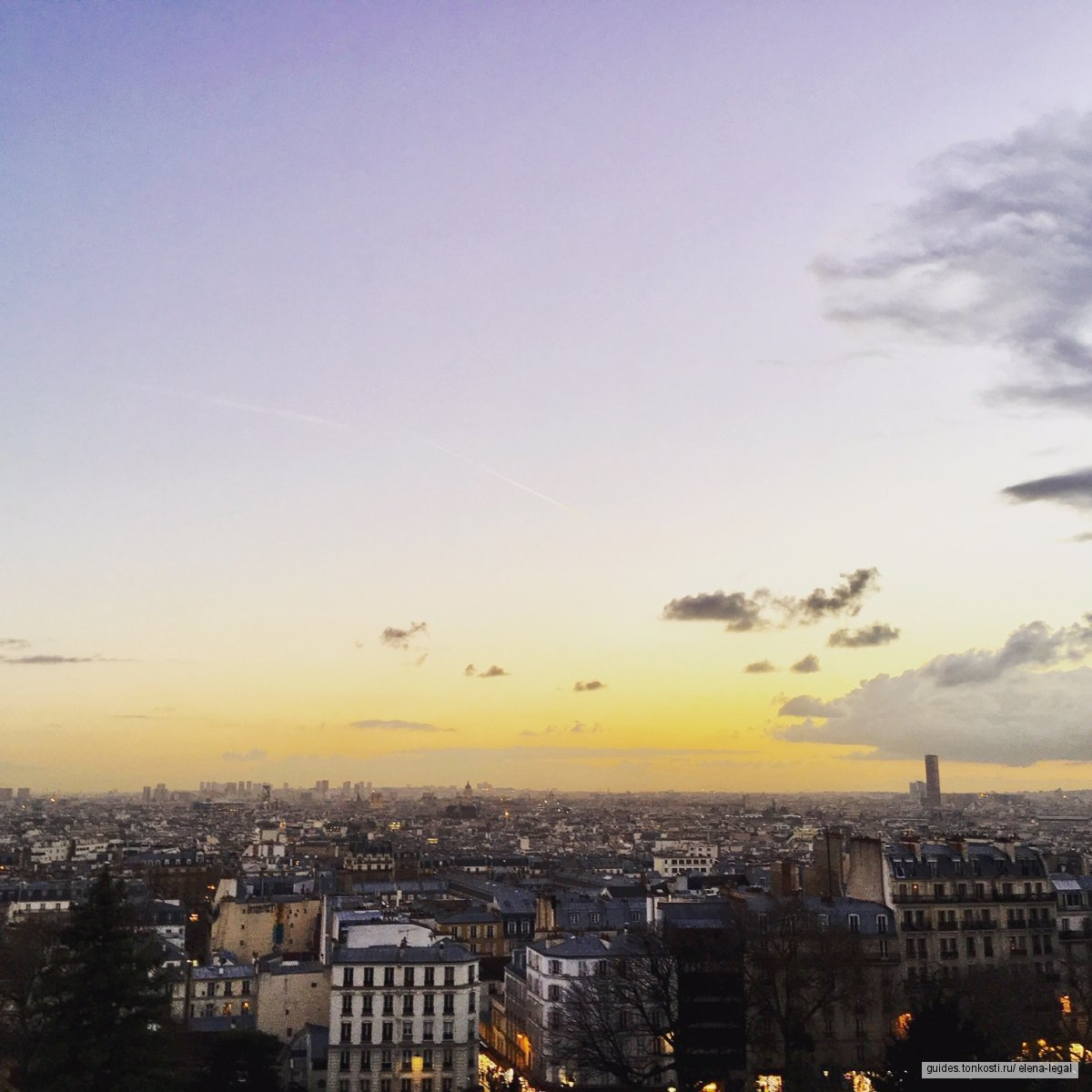 Холм Монмартр — гора мучеников и богемы