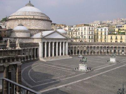 Из Помпеи в Неаполь — первое знакомтство