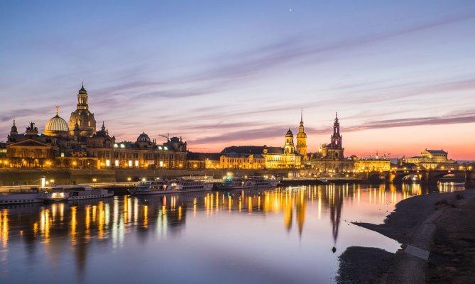 Романтический Дрезден