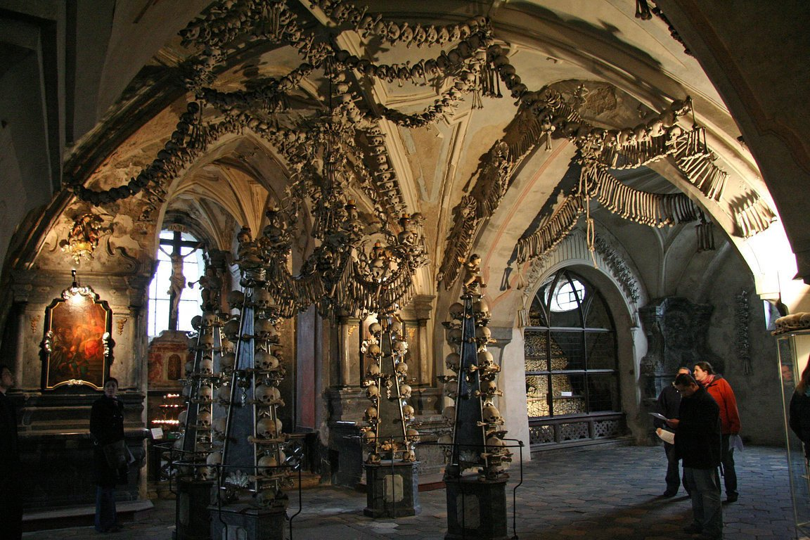 Из Праги в костехранилище и город готики Кутна-Гора (ЮНЕСКО)