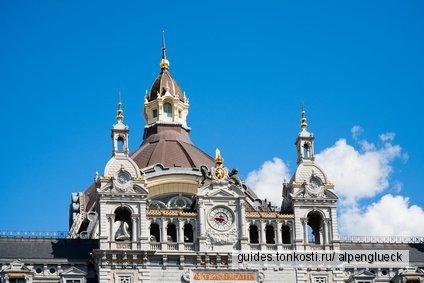 Антверпен — город Рубенса и бриллиантов