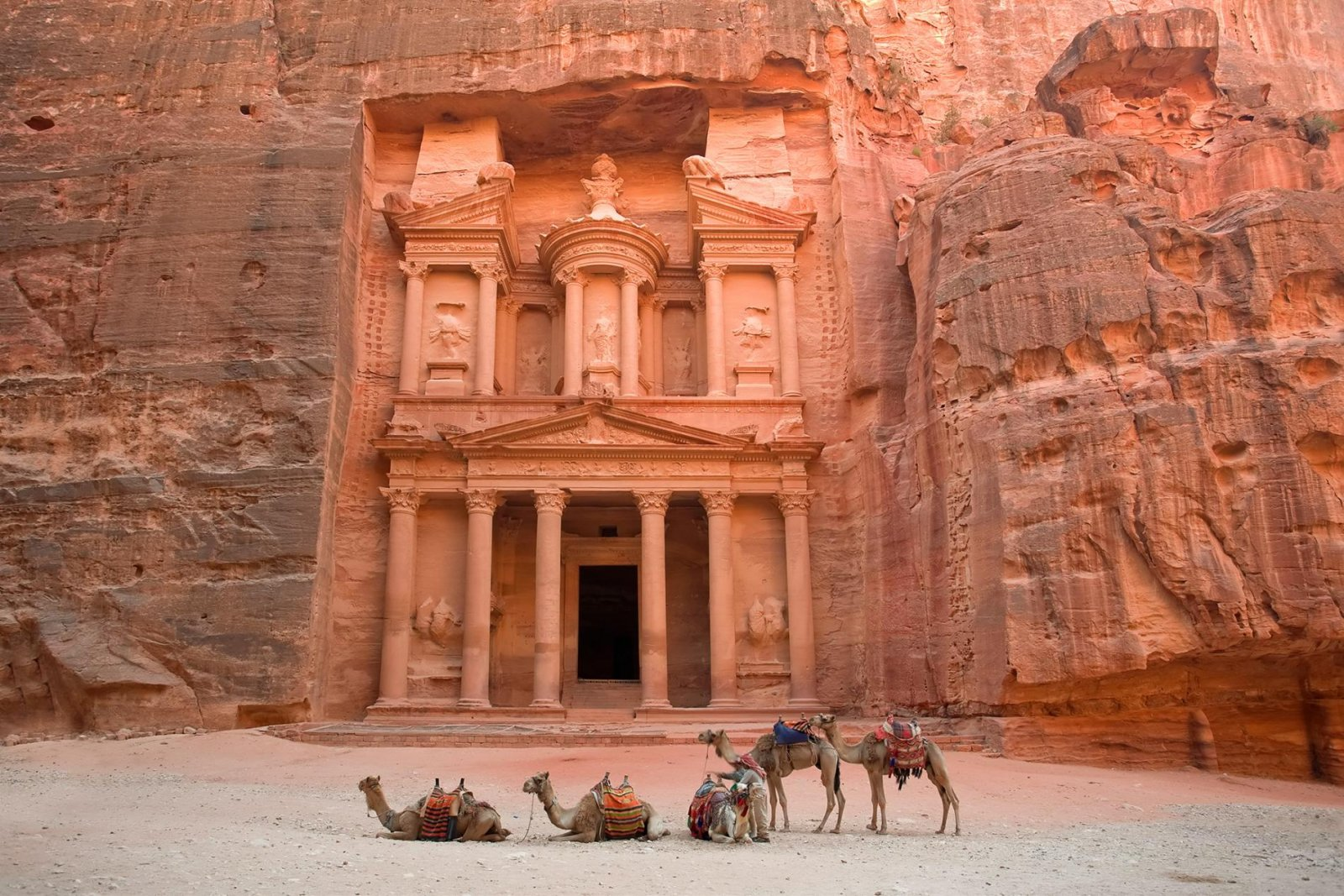 Петра (Иордания) из Шарм-эль-Шейха