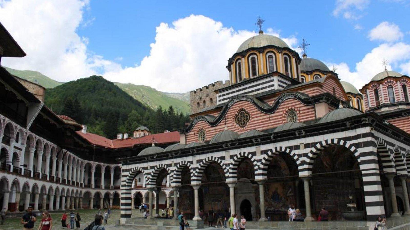Путешествие по святым местам Болгарии