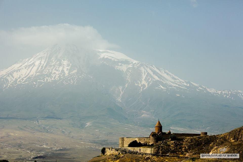 Курортный город Джермук, монастыри Хор Вирап и Нораванк