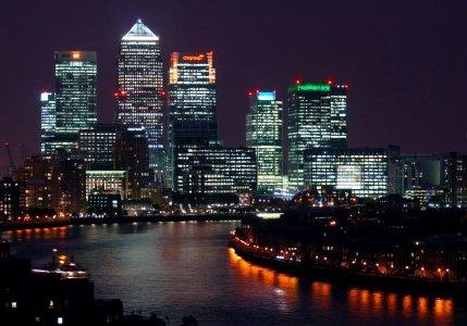 Лондон из морских портов