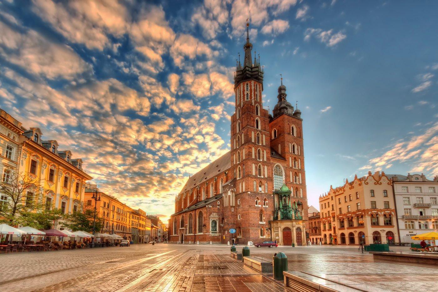 Индивидуальная авто-экскурсия «На один день из Варшавы в Краков!»