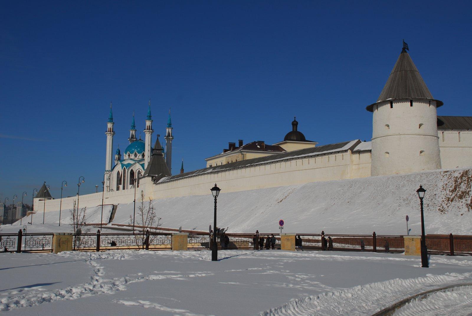 О Казани с любовью! Обзорная экскурсия по Казани с посещением Казанского кремля
