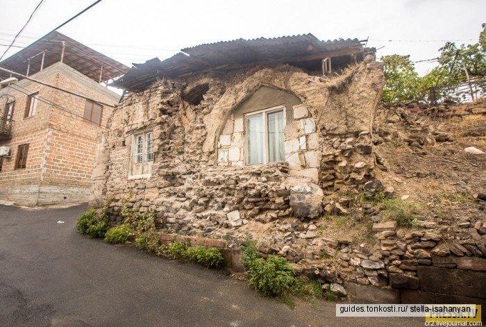 Тайны старого Еревана