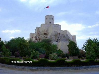 Горы, крепости и горячие источники