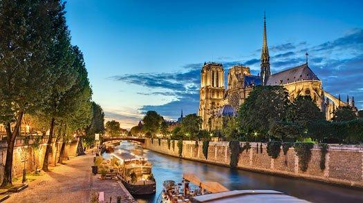 Обзорная экскурсия по Парижу