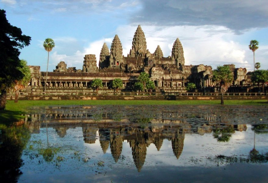 Путешествие в Ангкор