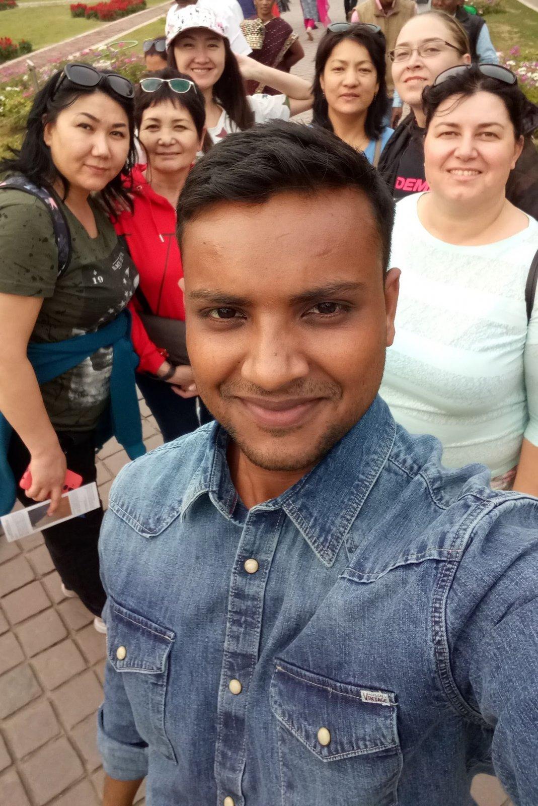 Групповая экскурсия в Тадж-Махал