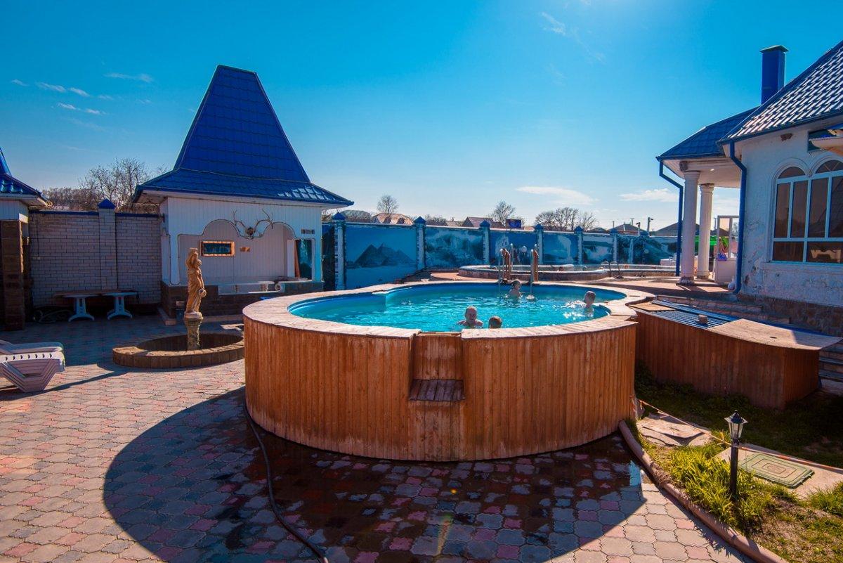 Термальные источники «Суворовские ванны»
