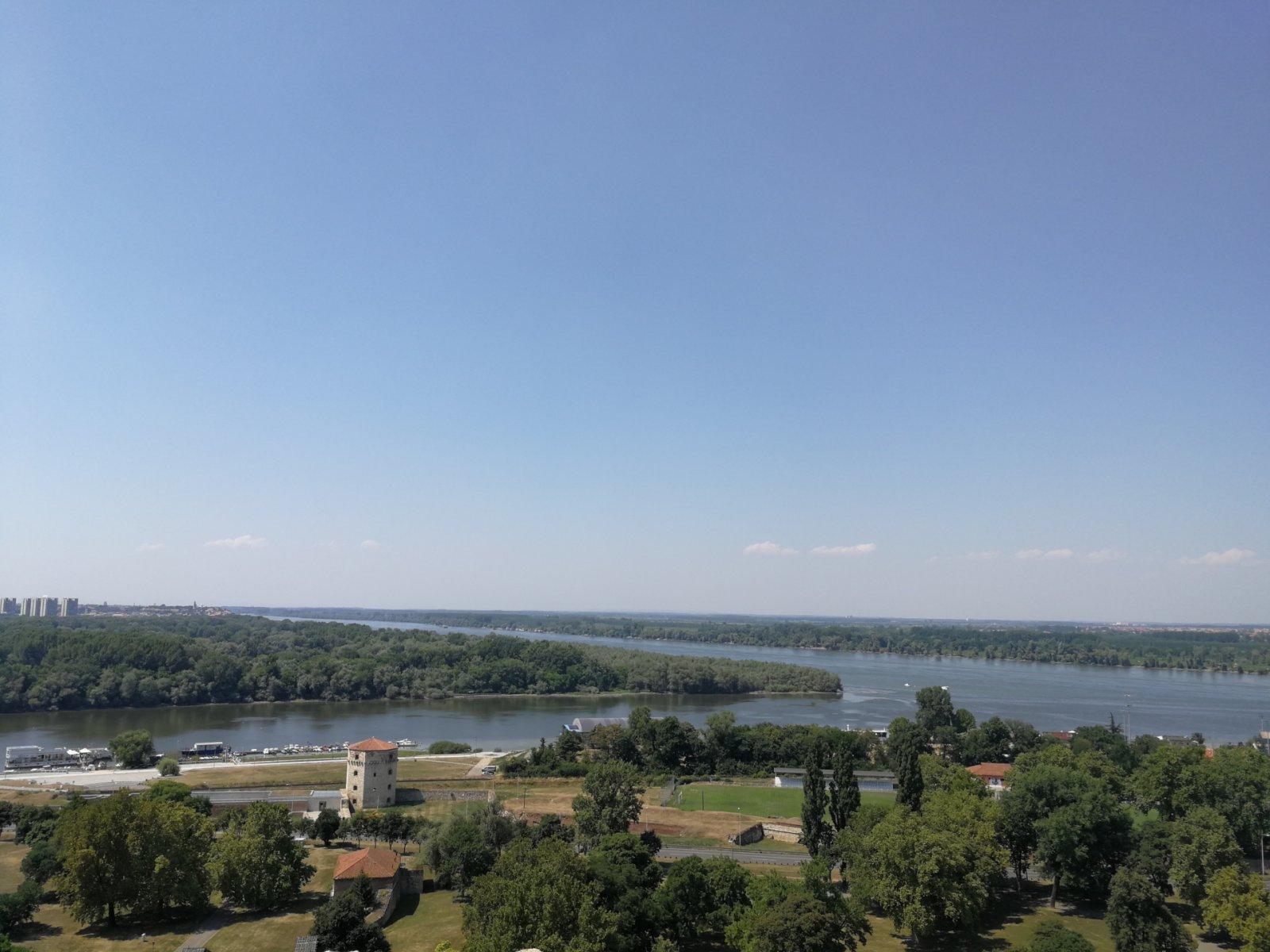 Красоты Дуная в Сербии